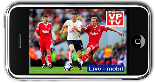 live mobil VP-TV