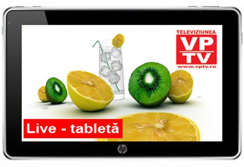 tableta live VP-TV