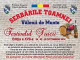 (Promo) Serbările Toamnei – Festivalul Țuicii, în transmisiune directă la VP TV!