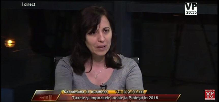 Saptamana de business – VP TV