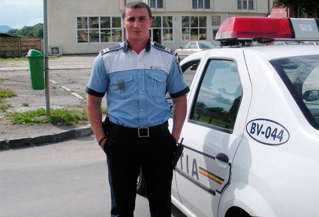 politist-godina