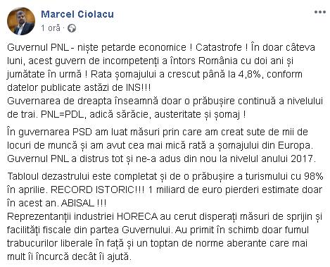 Captura Ciolacu
